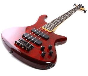 Lerne Bass spielen