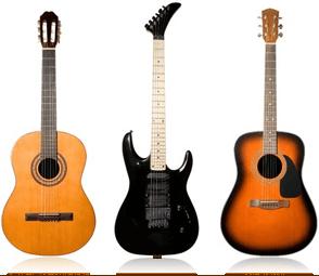 Gitarrenunterricht in Deiner Region