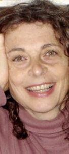 Anna Nemes Gesangslehrerin
