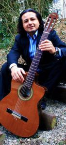 Ernesto Cortazar Gitarrenlehrer Zürich