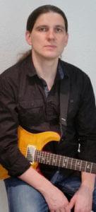 Florian Bogusch Gitarrenlehrer