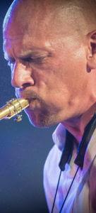 Mike Ryrie Saxophonlehrer