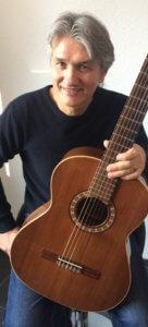 Vladimir Limanets Gitarrenlehrer aus Reinach