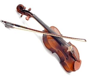 Geige spiele lernen