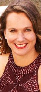 Gesangslehrerin Nina Müller