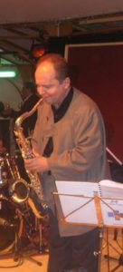 Richard Jasinski Saxophonunterricht