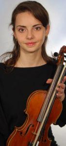 Alexandra Radici Geigenlehrerin