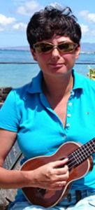 Bozena Palys Gitarrenlehrerin