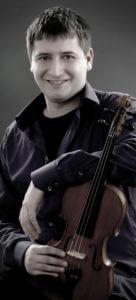 Mihail Nemtanu Geigenlehrer