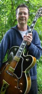 Chris Grunder Gitarrenlehrer