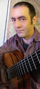 Maurice Gysin Gitarrenlehrer
