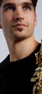 Jonas Tschanz Saxophonlehrer