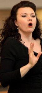 Liuba Chuchrova Gesangslehrerin