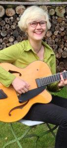 Mareille Merck Gitarrenlehrerin